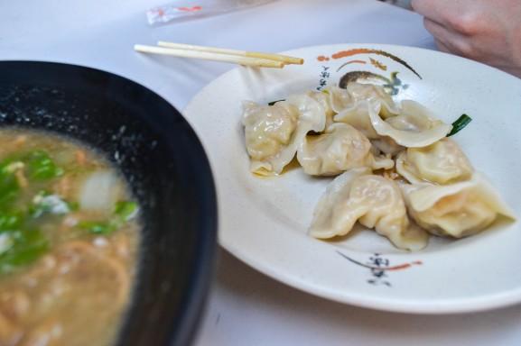 Kaohisung dumplings